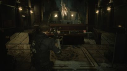 Capcom drops '1-Shot' demo for Resident Evil 2 remake