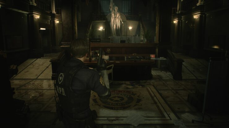 Resident Evil 2 Remake Xbox One X Ps4 Pro Comparison Screenshots