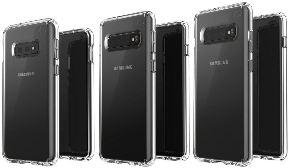 Galaxy S10 beyond X render