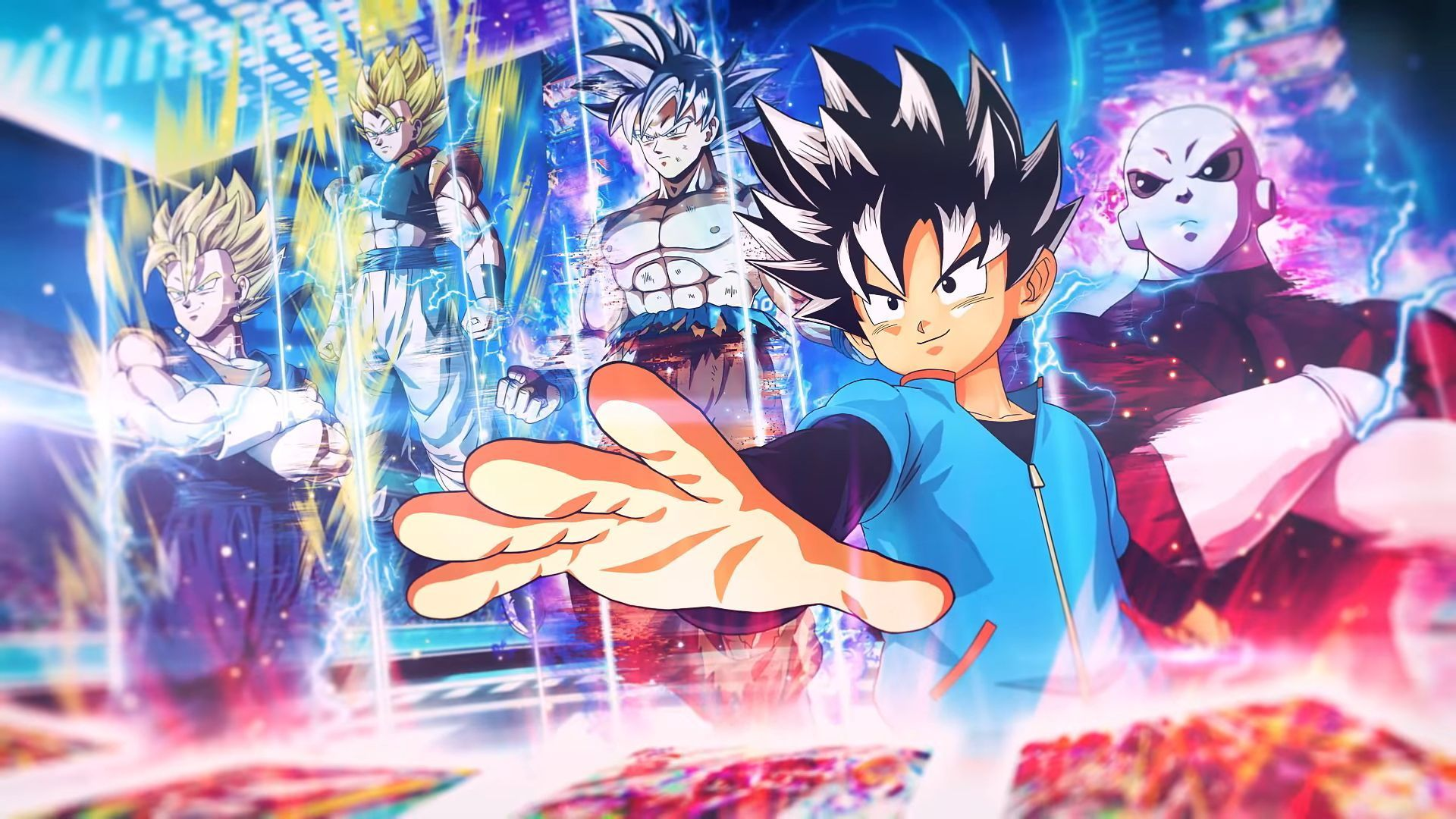 Télécharger Super Dragon Ball Heroes: World Mission pour