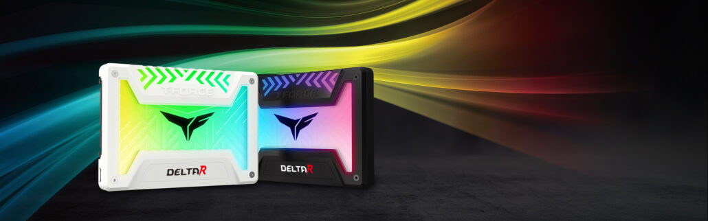 Teamgroup T-Force Delta R RGB SSD