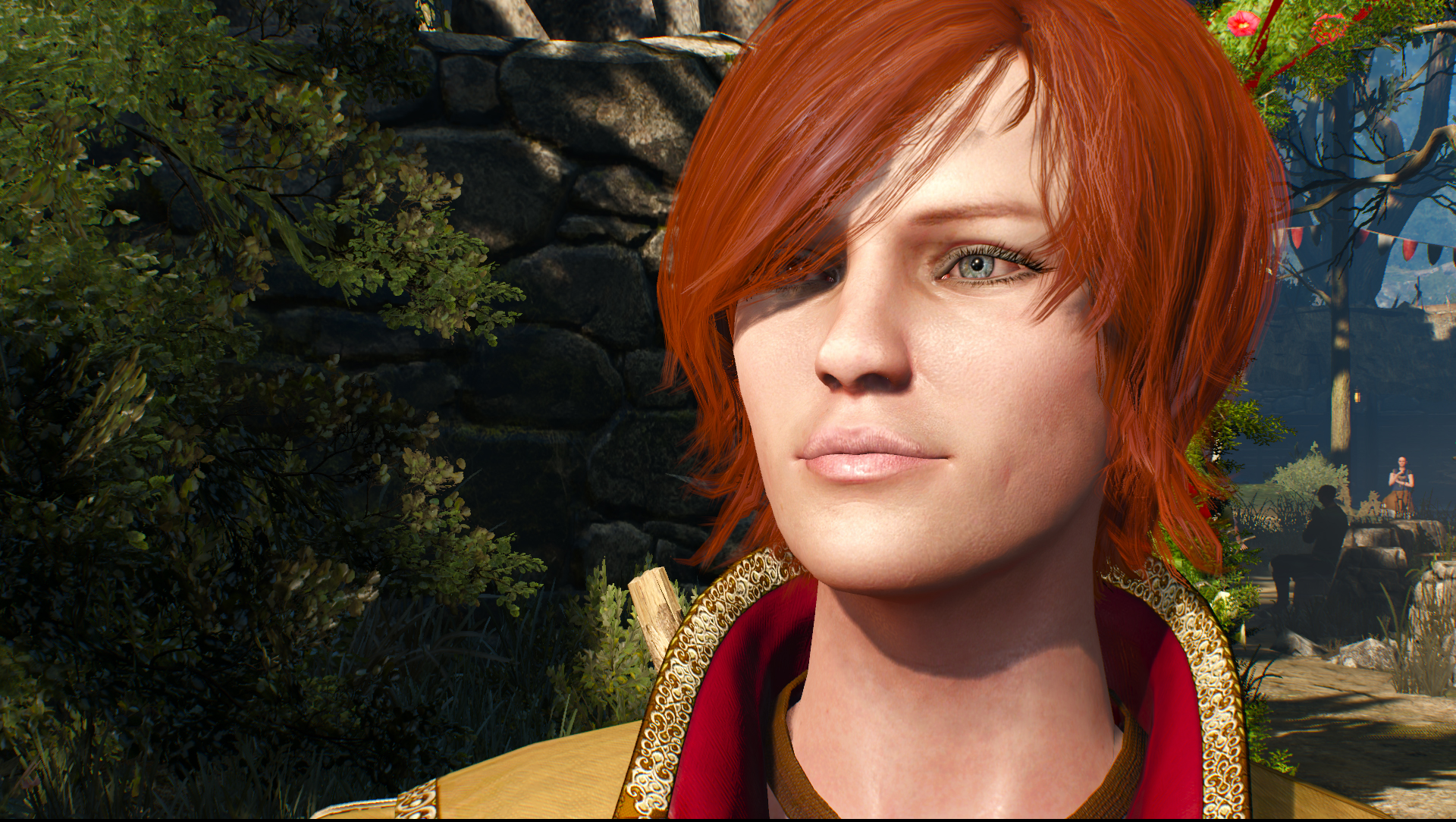 The Witcher 3 Latest Mod Improves Characters' Faces