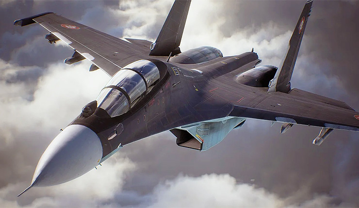 Ace Combat 7 Best On The Ps4 Pro Xbox One S Version Should Be Avoided