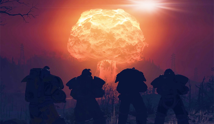 Fallout 76 Nukes Disabled Due to Access Code Bug, Bethesda