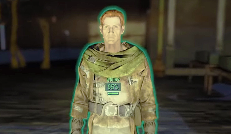 Fallout 76 Players Find Unreleased Items and a Human NPC in