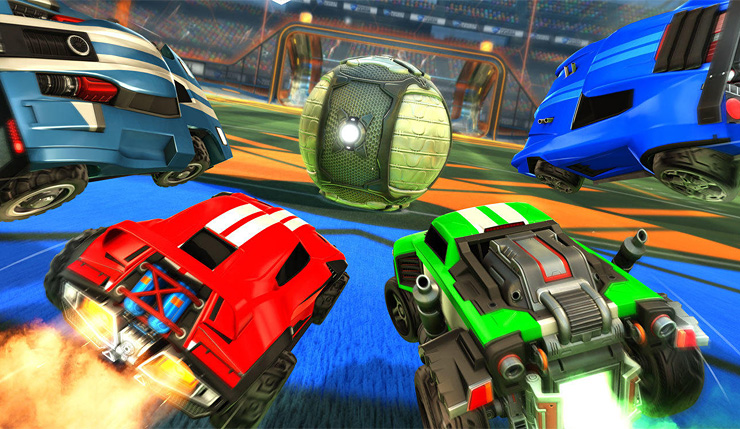 Rocket League PS4 Crossplay Finally Arrives, Cross-Platform Party