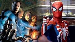 Spider-Man PS4 Web-Swinging Gets Further Details