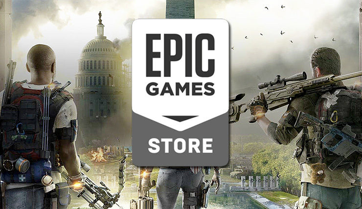 The Division 2 to Skip Steam in Favor of Epic Games Store