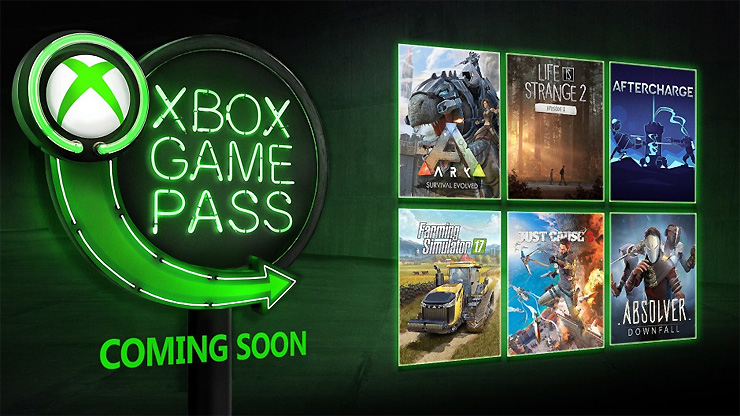 Here's What's Coming to Xbox Game Pass in January