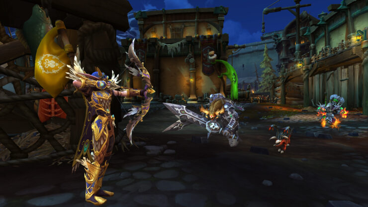 World of Warcraft Battle for Azeroth Season 2 hotfix