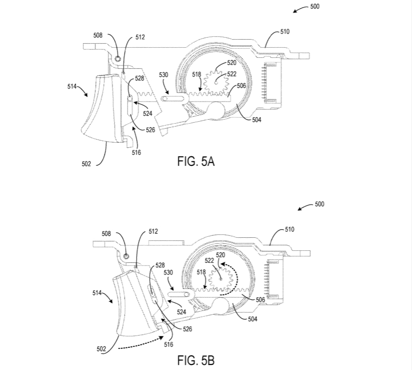 microsoft patents reveal potential force feedback improvements for the xbox one controller