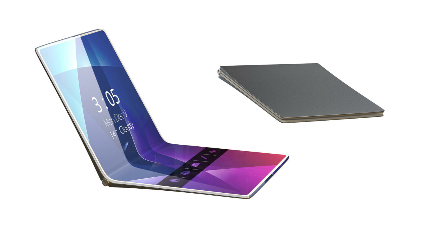 Xiaomi foldable tablet