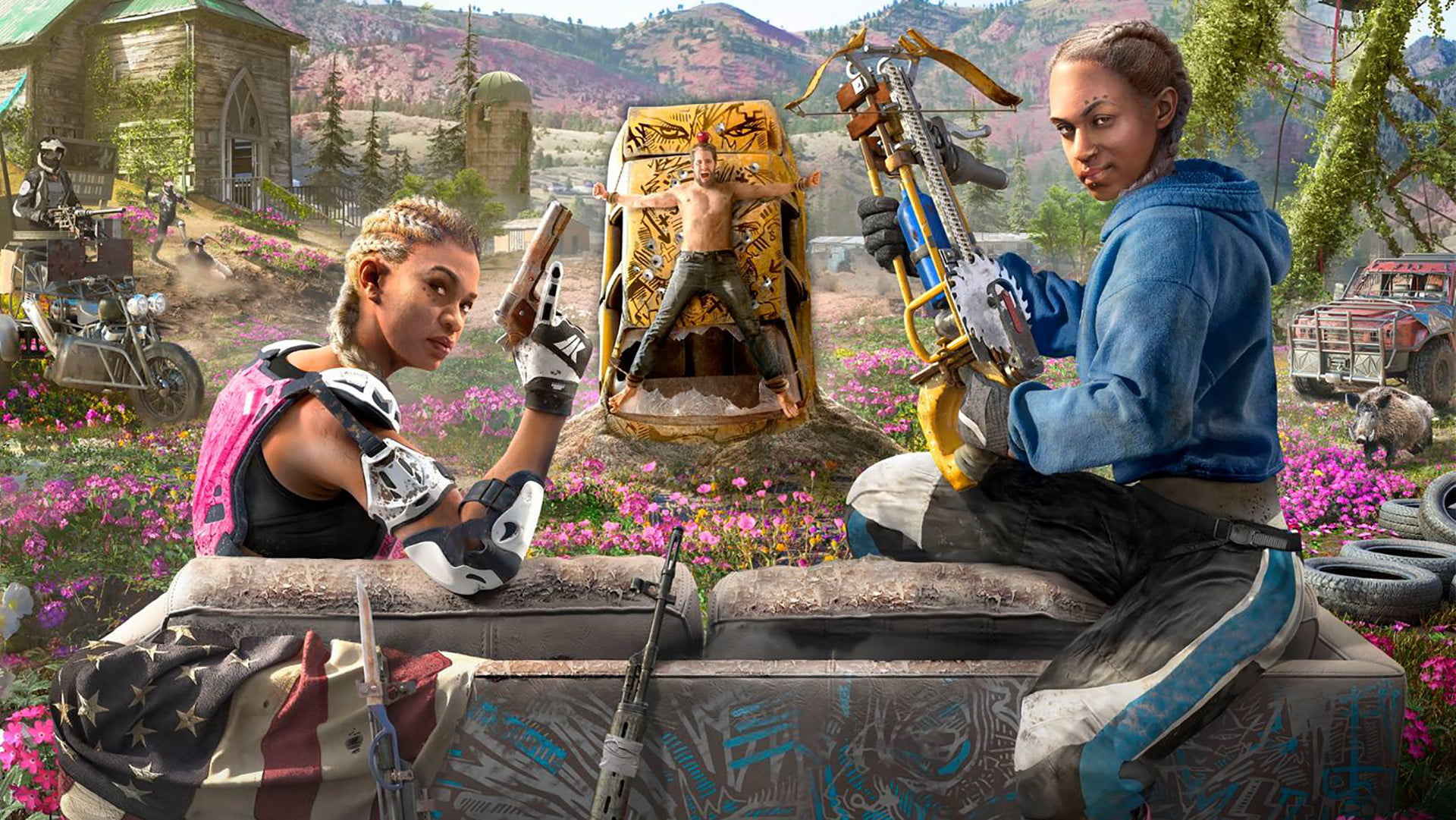 Far Cry New Dawn Dev We Ve Been Toying With The Idea Of A Female