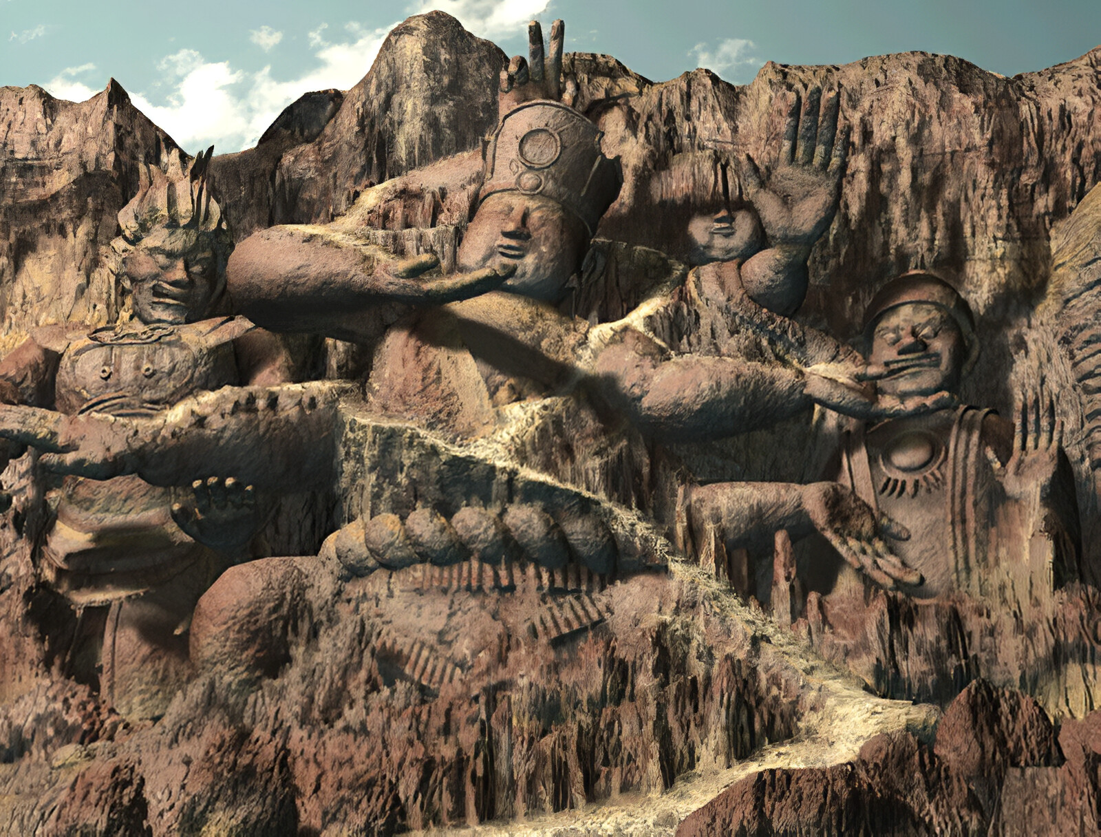Final Fantasy VII Remako HD Backgrounds Mod Revamps Pre