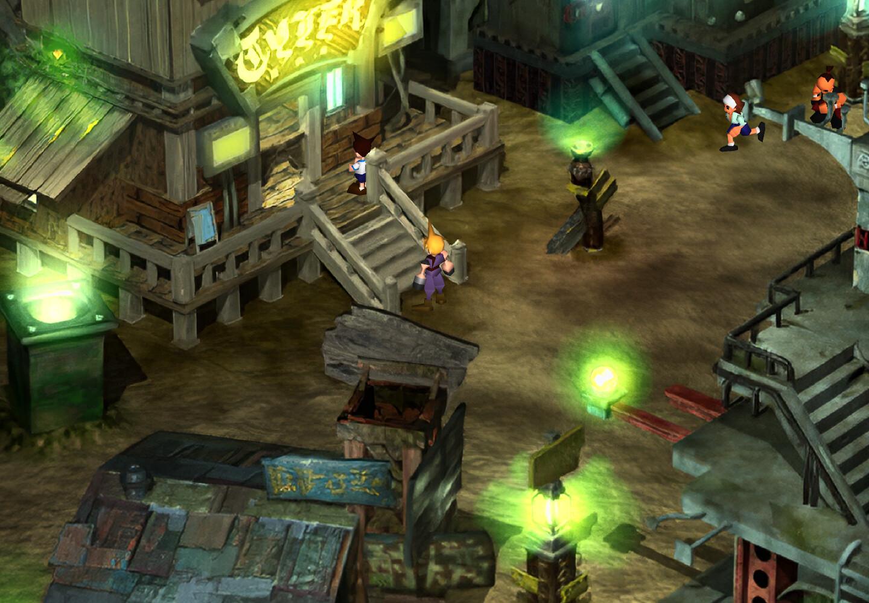 final fantasy vii remako mod 7 - Back 2 the past - Final Fantasy VII, un cult del medium