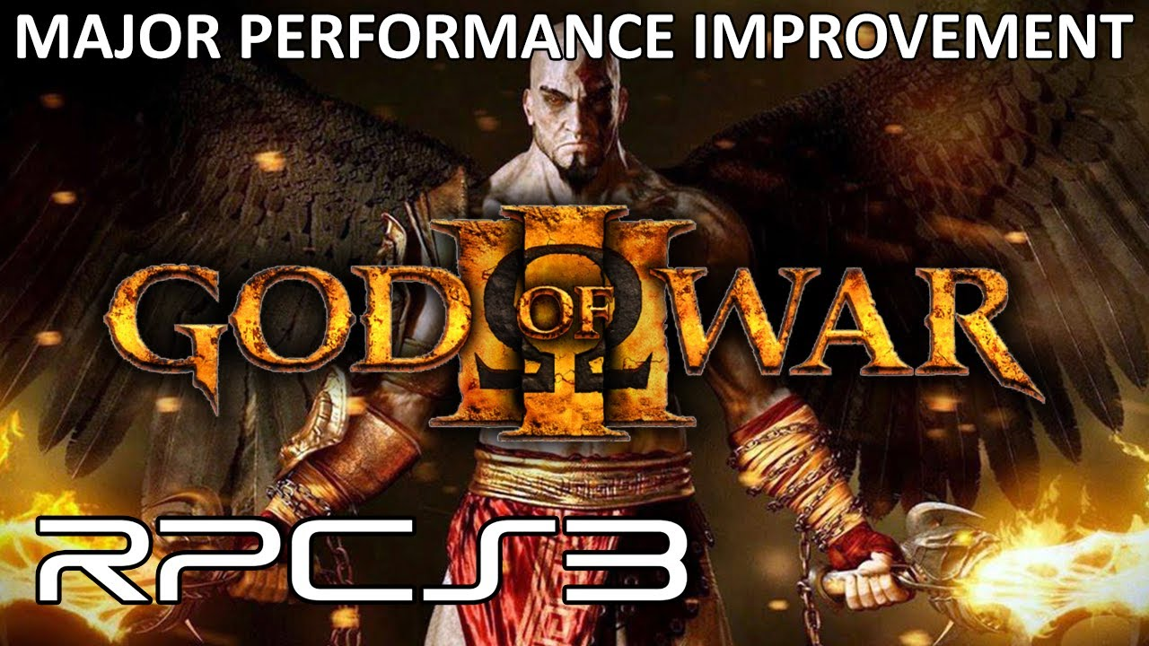 Massive God of War 3 PC Performance Improvement via Latest