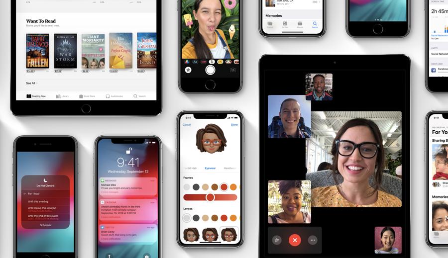 iOS 12.2 beta