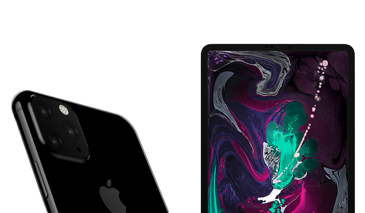 Apple Reportedly Testing a Triple for 2019 iPhones, 2020 Models to Get Powerful 3D Camera; New iPad Models Coming & More