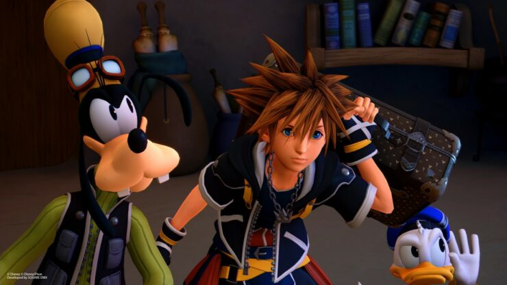 kingdom hearts 3 recap