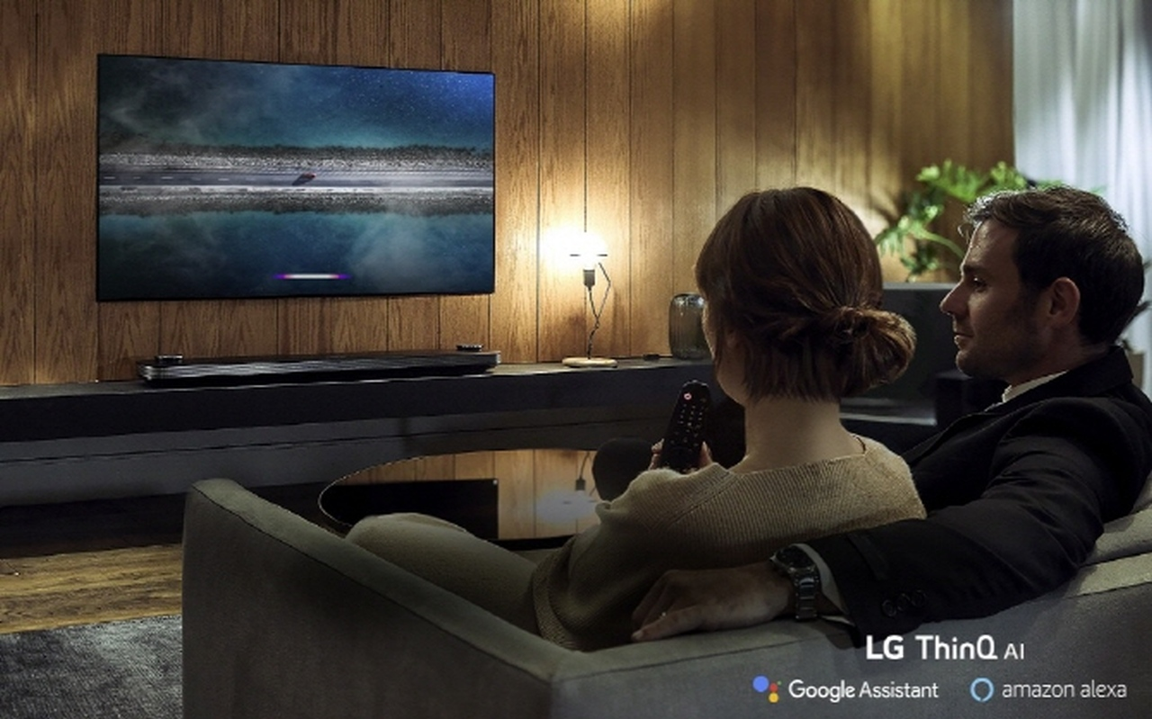 LG's 2019 OLED TVs Come with Variable Refresh Rate