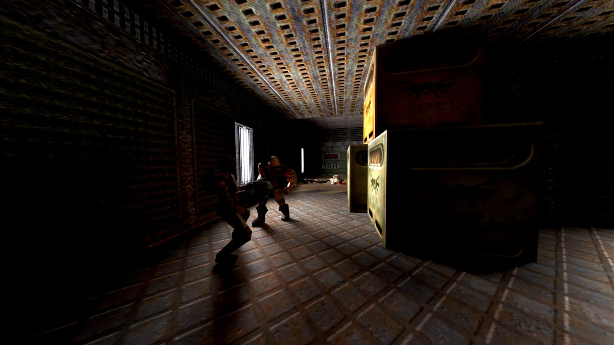 Q2VKPT Is the First Entirely Raytraced Game with Fully