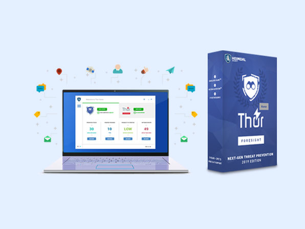 Heimdal Thor Foresight Home PC Malware Protection