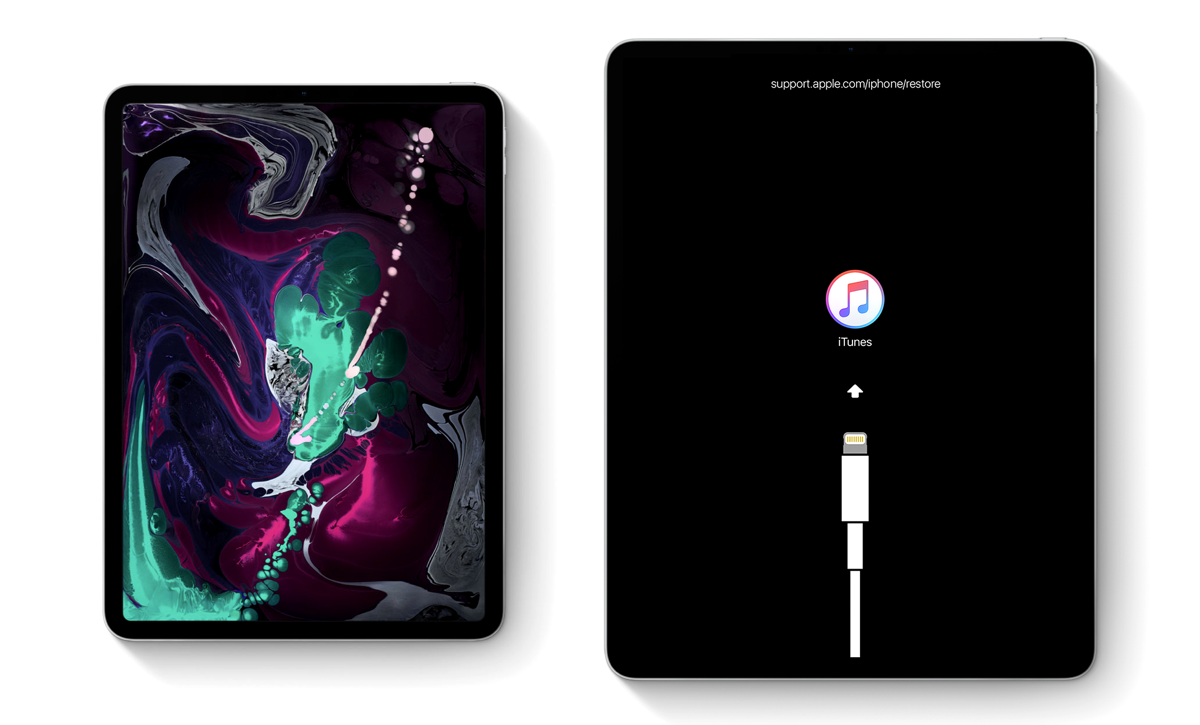 How to Enter Recovery Mode on New 2018 iPad Pro [Tutorial]