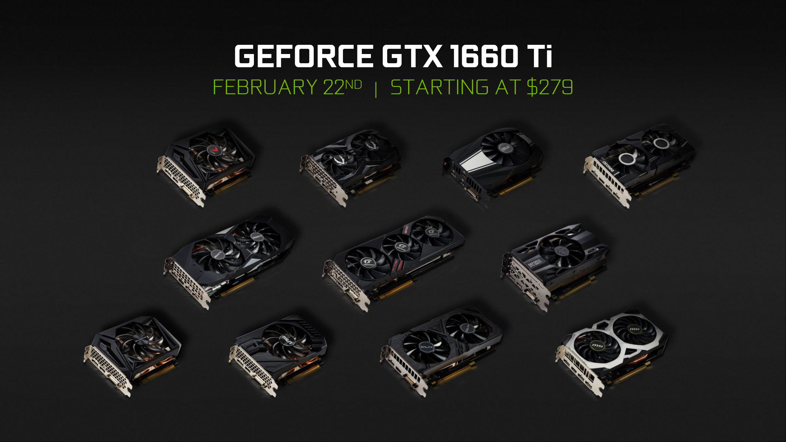 Specifications leak for rumored mid-range GeForce GTX 1650