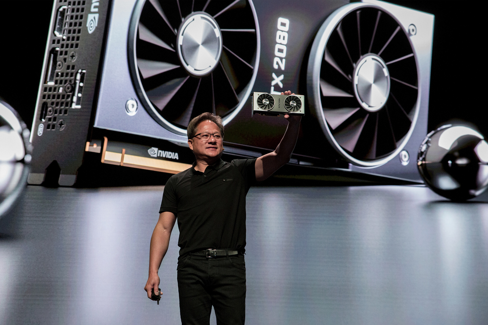 NVIDIA GeForce RTX Sales Lower Than Expected as Revenue Falls 45%