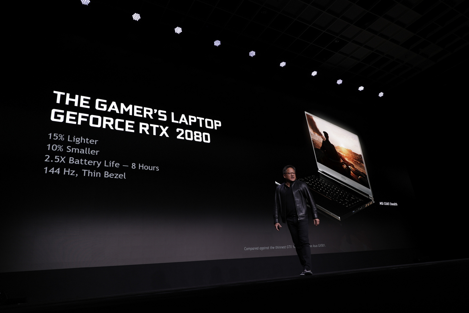 NVIDIA GeForce RTX Sales Lower Than Expected as Revenue