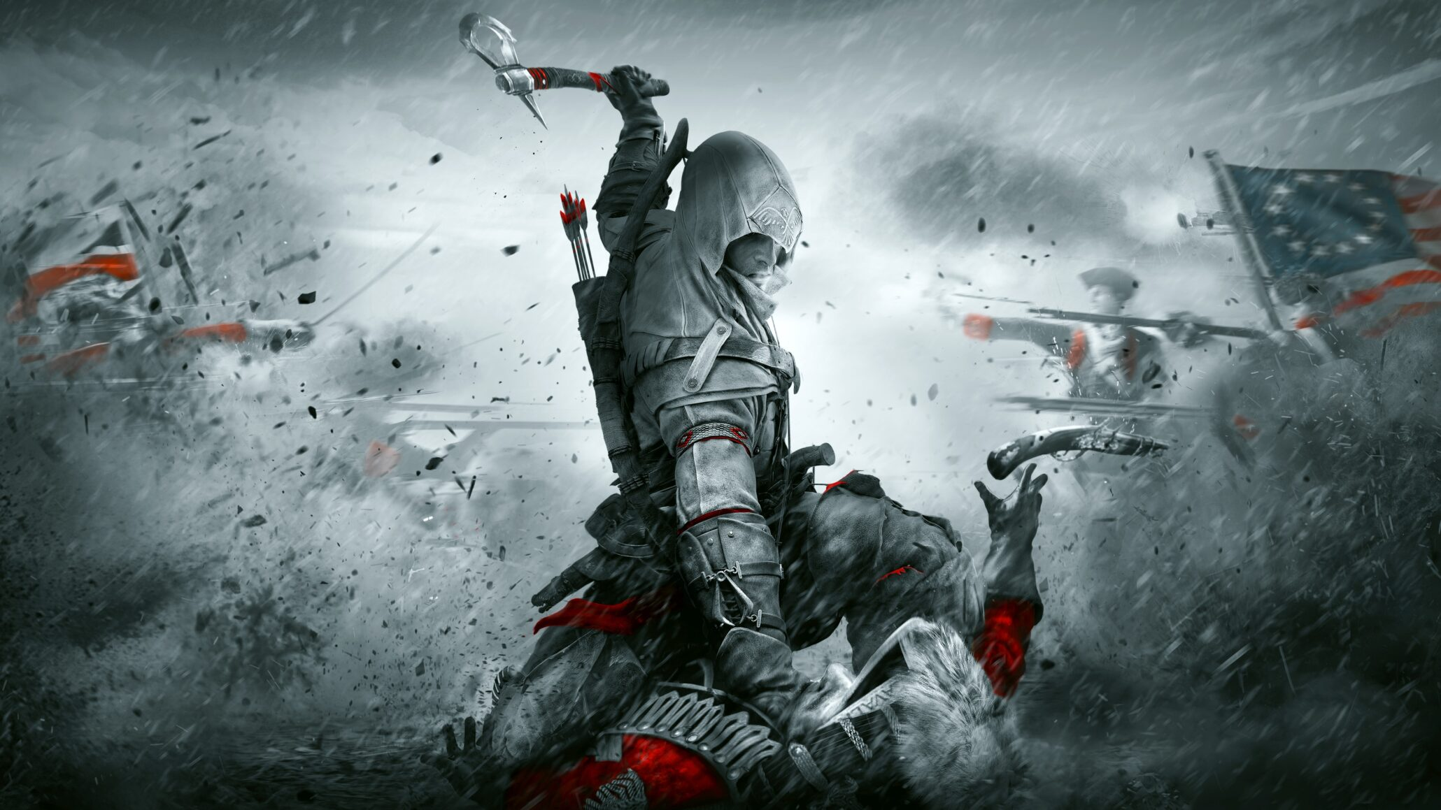 Assassin S Creed Iii Remastered Showcased In New Gameplay Video
