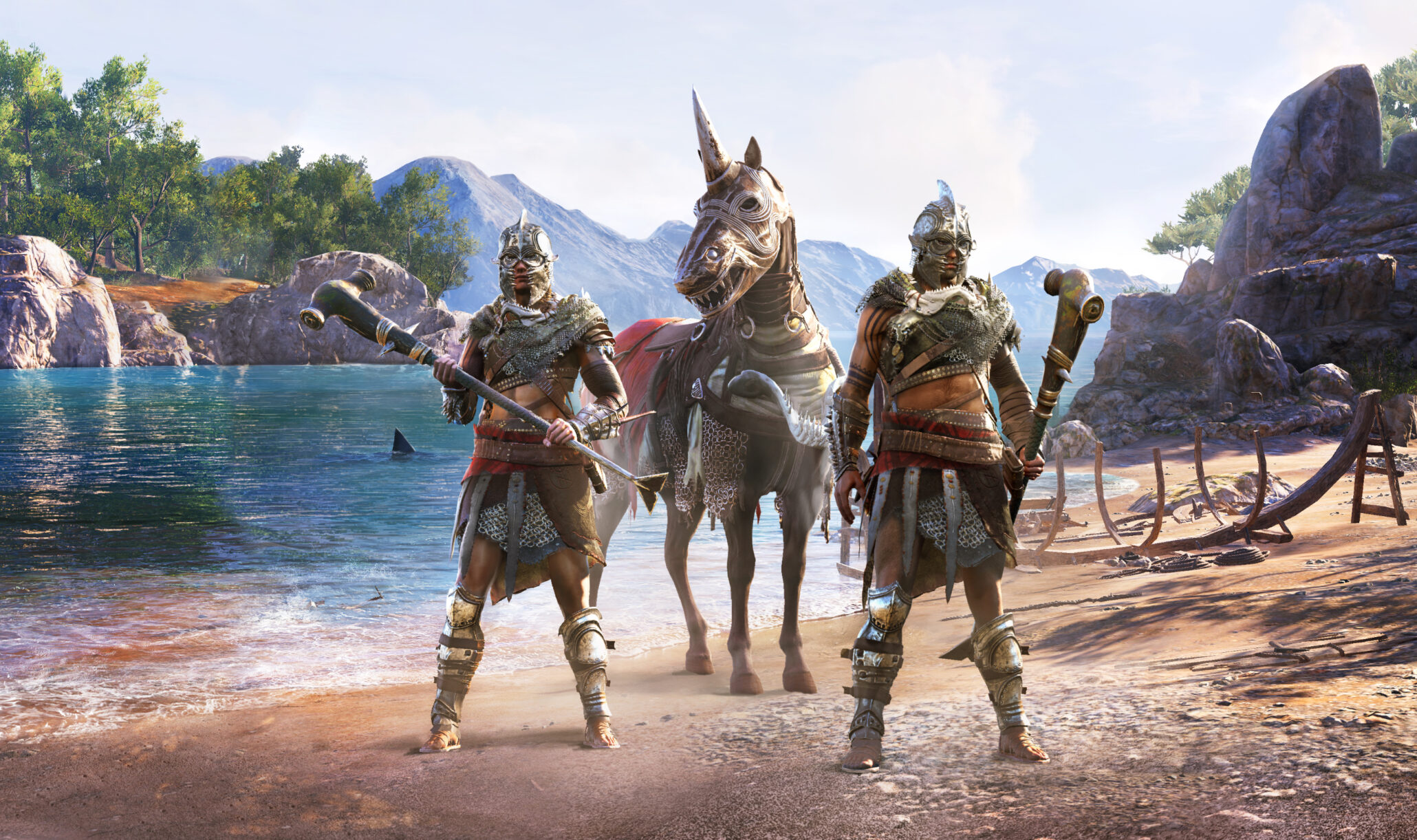 Assassin S Creed Odyssey February Update Detailed New Game Plus