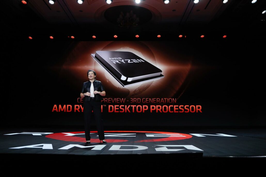 AMD Ryzen 3000 Series CPUs For X570 Platform