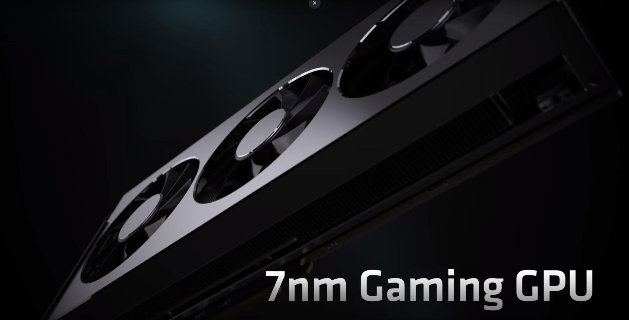 7 нанометровые Radeon Navi уже близко - анонс новинок на E3