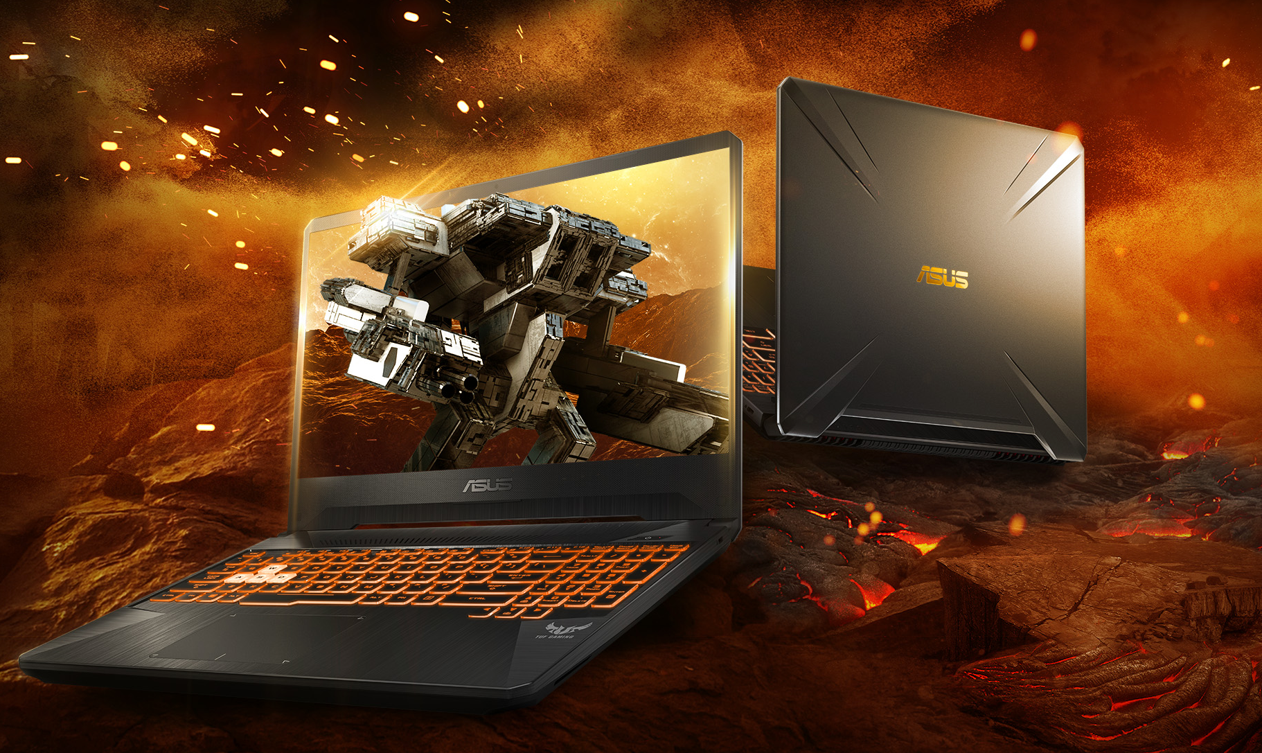 ASUS Notebooks Get AMD Ryzen 3000 & NVIDIA GeForce GTX 1660 Ti