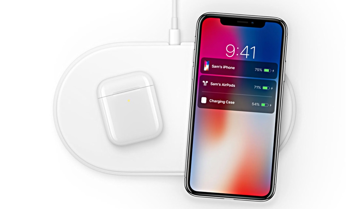 AirPower with AirPods 2