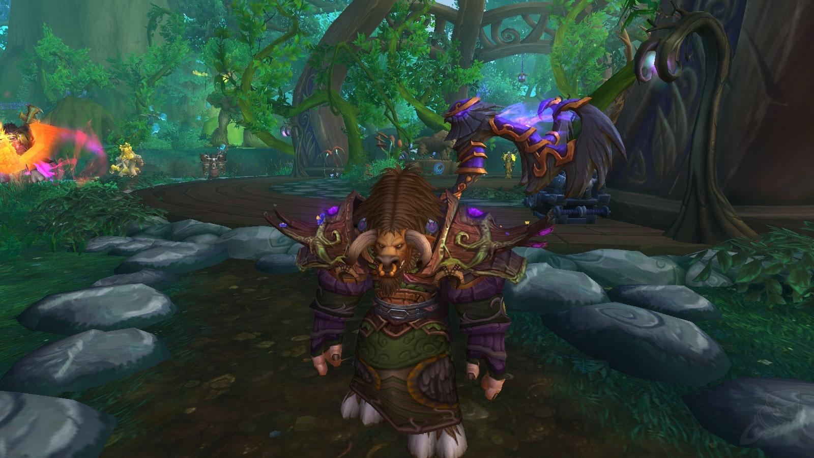 New Battle for Azeroth Hotfix Further Nerfs Restoration Druids in