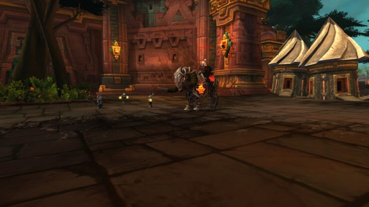 Battle for Azeroth hotfix