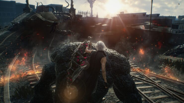 Capcom Shares Twenty New Gorgeous Devil May Cry 5 Screenshots