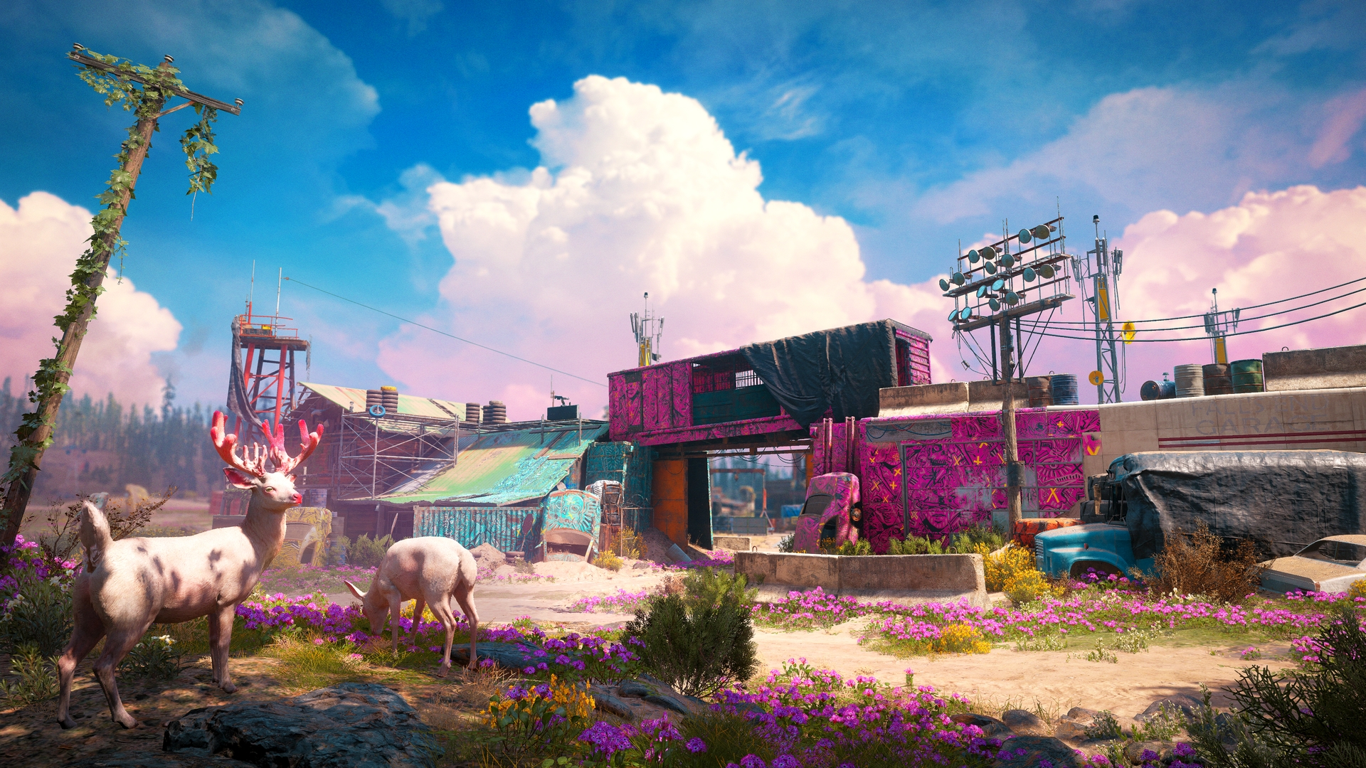 Far Cry New Dawn Review Great Fun Even If Not Really Post