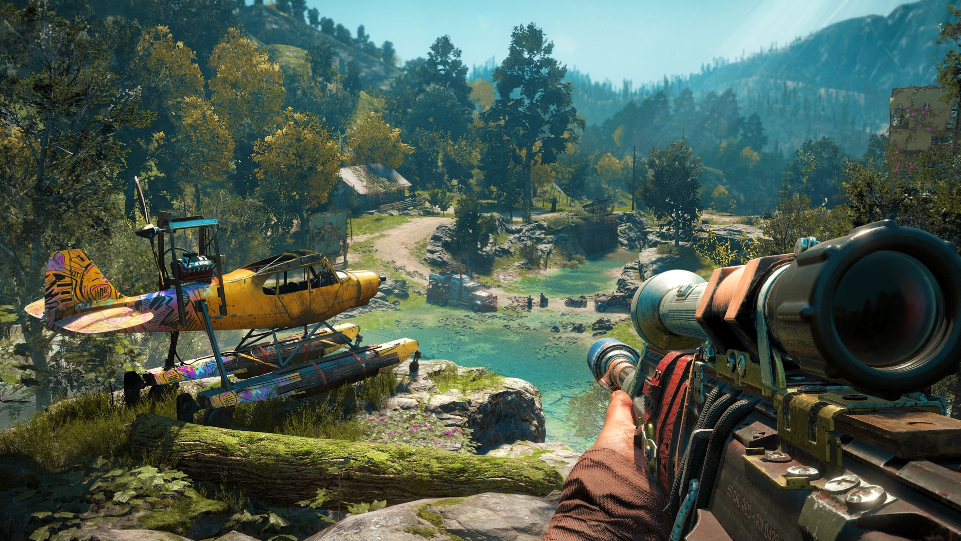 Far Cry New Dawn Pc Performance Explored