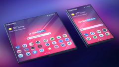 Samsung foldable smartphone name leaked