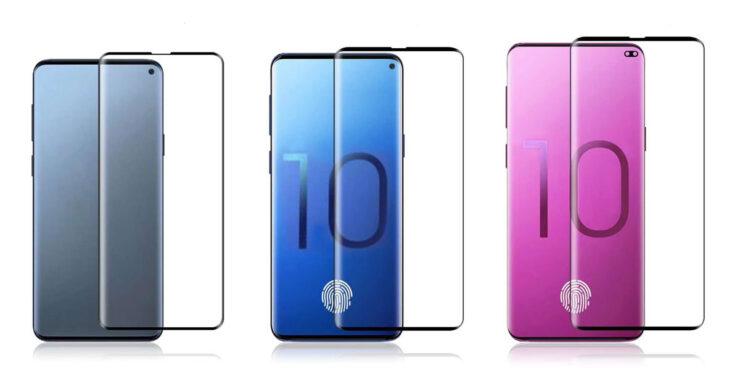 Samsung Galaxy S10 FCC