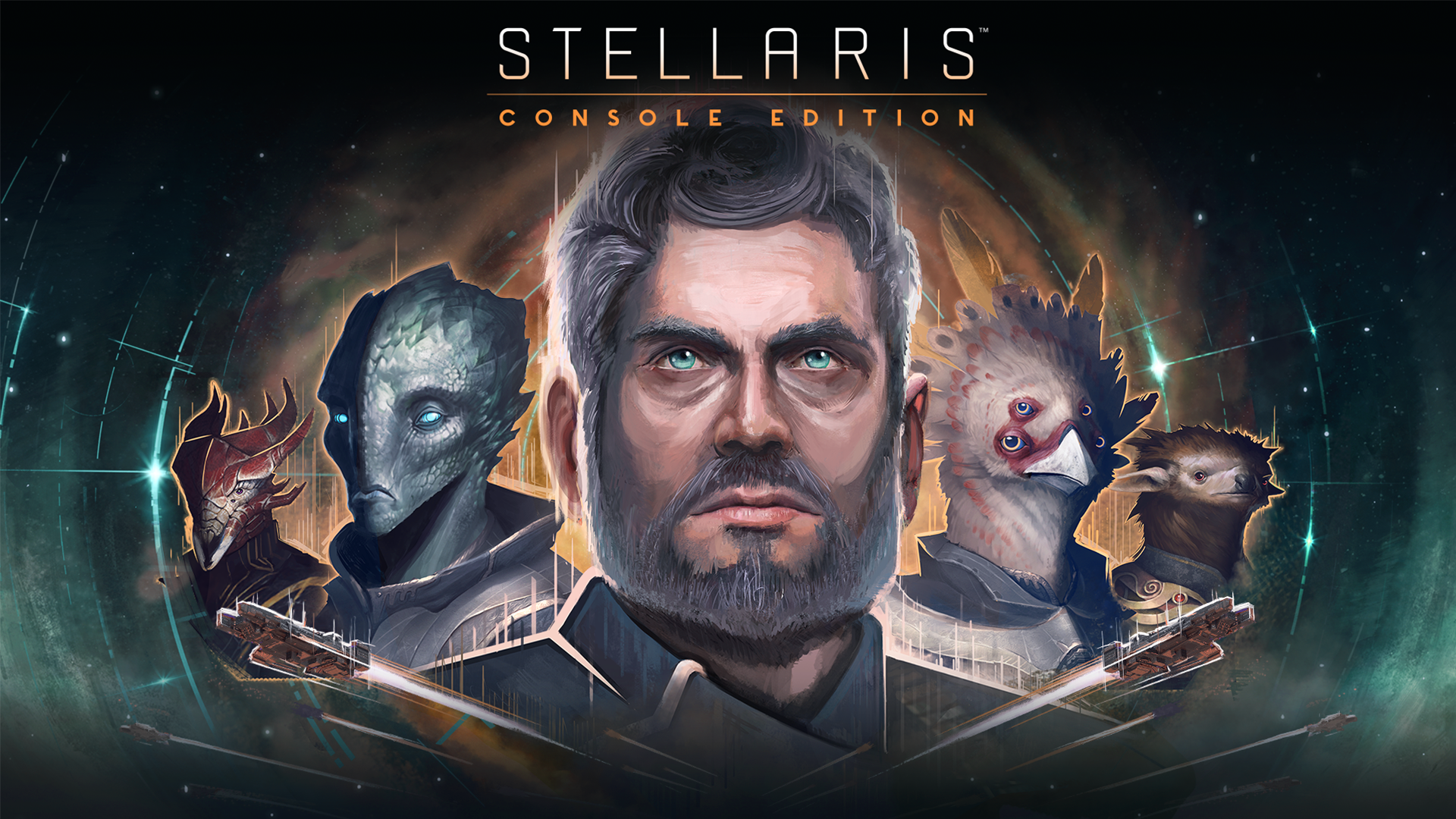 Stellaris: Console Edition Review - Out of This World