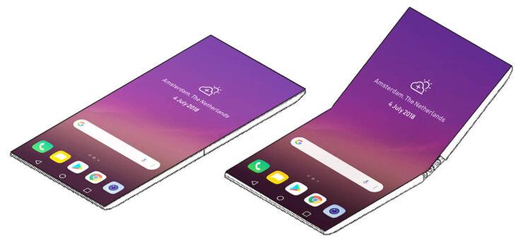 LG abandon foldable smartphone