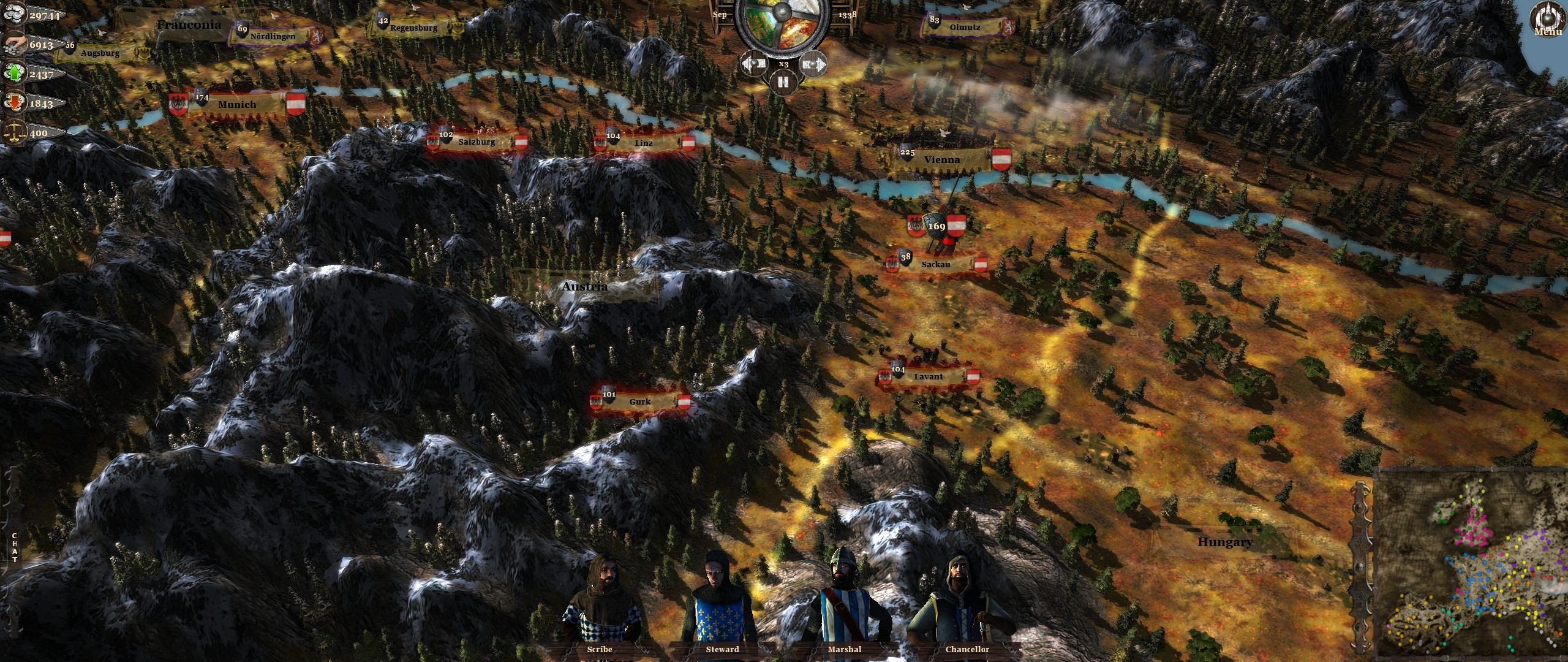 Medieval Kingdom Wars Review - Ambitious but Flawed