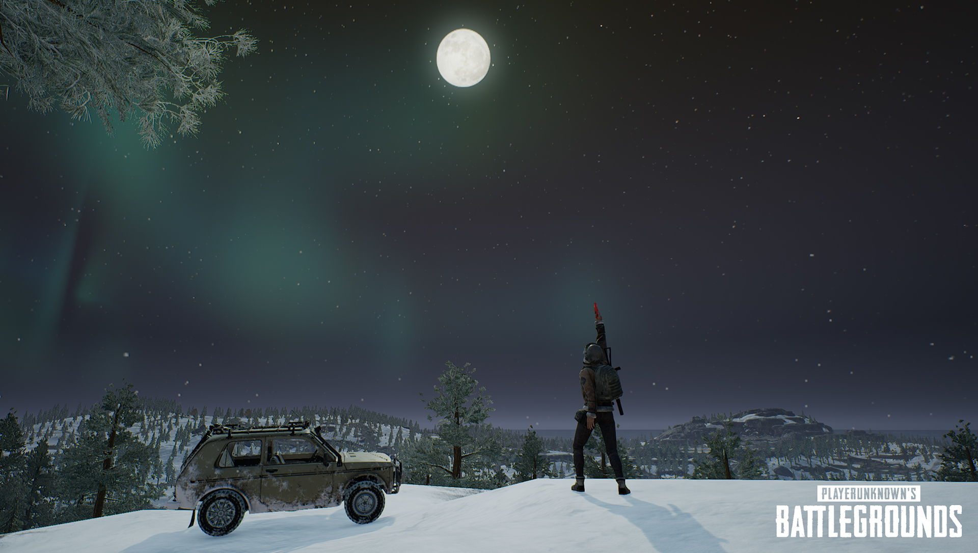 Pubg Pc Update 26 Now Live On Test Server Introduces New Vikendi Vehicles Qol Improvements