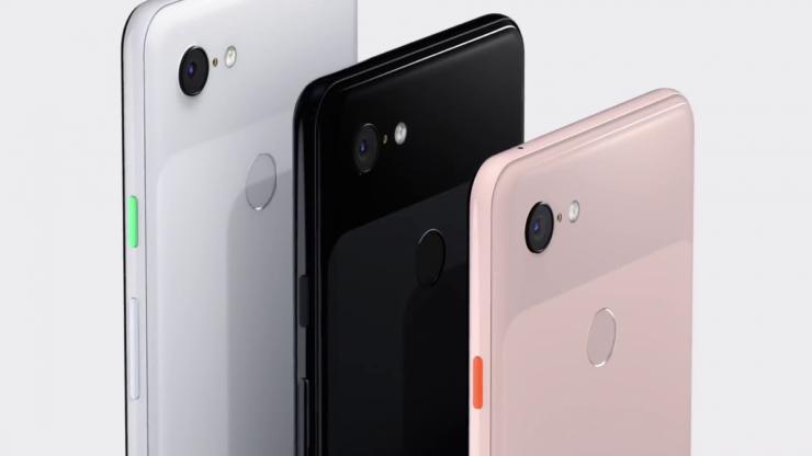 Google Pixel 4 dual SIM dual standby