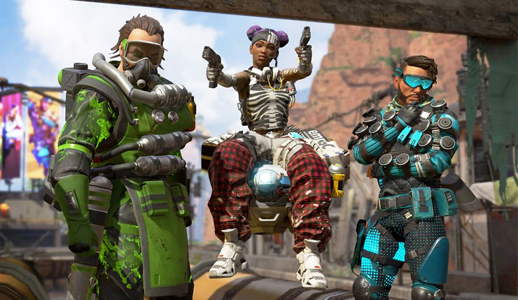 Apex Legends' Latest Patch is Wiping Player Progress, Respawn