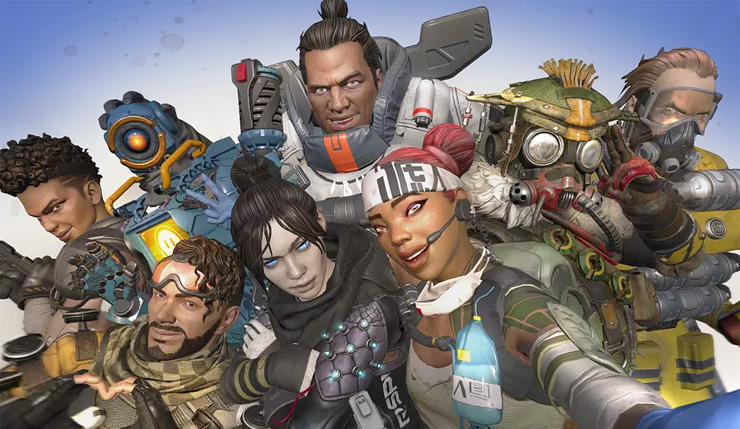 Apex Legends Devs Focused on Game Health, Season 2 will